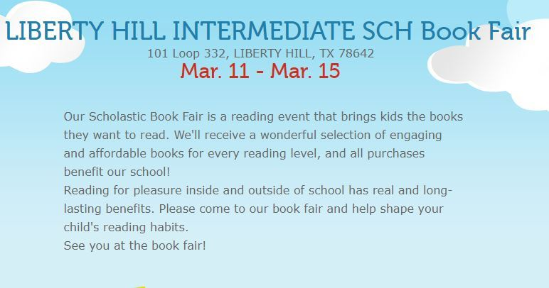 Book Fair Site
