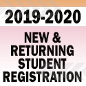 2019 - 2020 New and Returning Student Registration