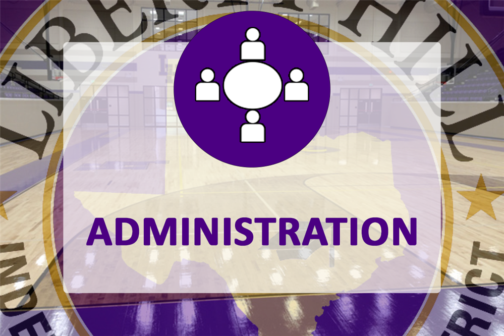 Image for the administration department landing page