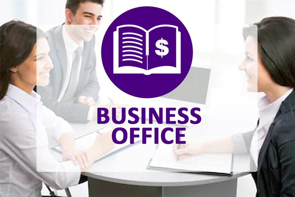 Image for the business office department landing page