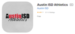 AISD Athletics App