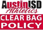 AISD Clear Bag Policy