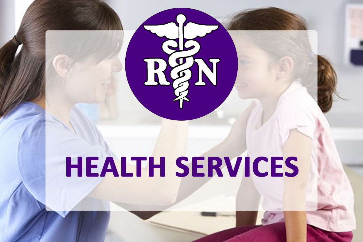 Image for the health services department landing page
