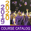 Image announcing Liberty Hill Independent School District course catalog.