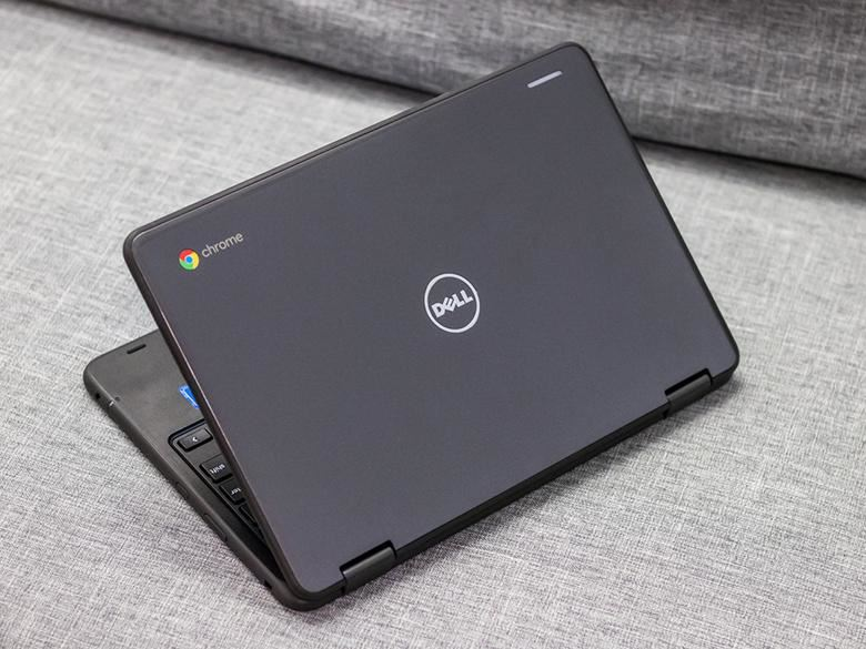 Picture of a Dell Chromebook