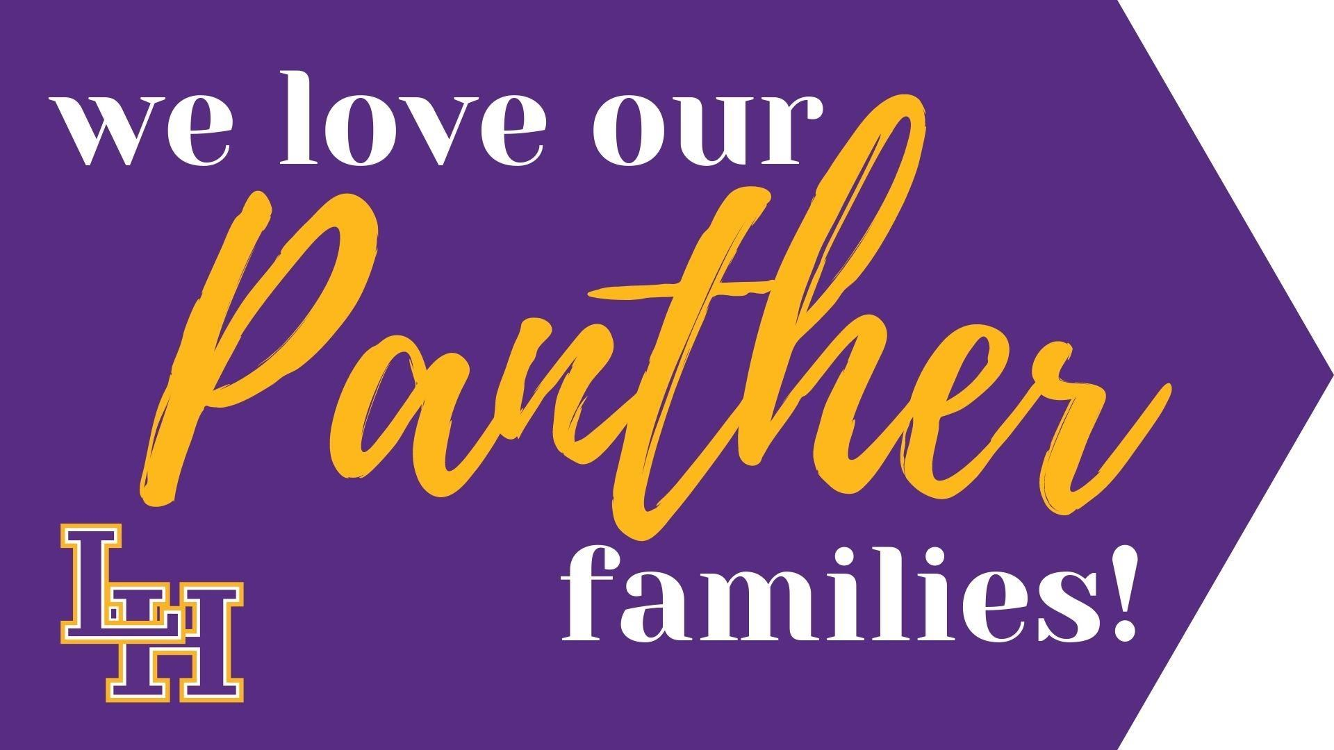 Panther Family Board