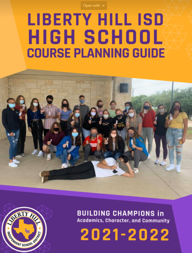 High School Course Planning Guide