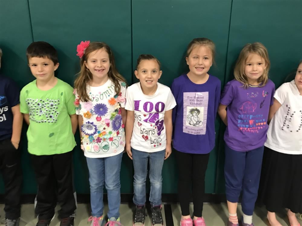 Image of Liberty Hill Independent School District students.